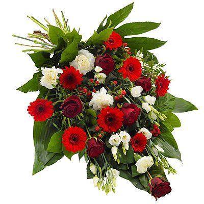 Bukiet Kondolencyjny XI kwiaty na pogrzeb z dostawą