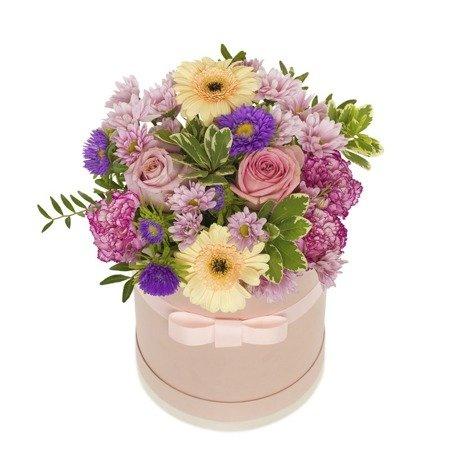"""Flower Box """"Na urodziny"""""""