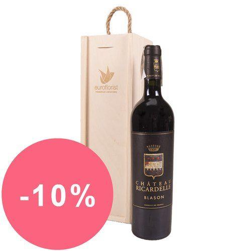 Wino Chateau Ricardelle Blason